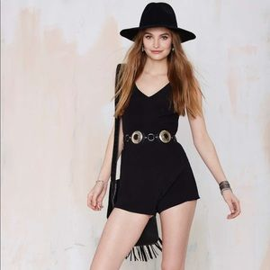 For Love and Lemons Coco Romper